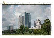 Milwaukee Skyline From Veterans Park 2 Carry-all Pouch