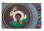 Mimbres Inspired #9a Carry-all Pouch