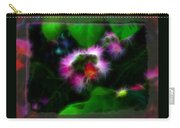 Mimosa Flower Carry-all Pouch