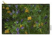 Mimulus And Vetch Carry-all Pouch