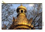 Minaret Through Oak Carry-all Pouch