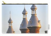 Minarets Over Tampa Carry-all Pouch by David Lee Thompson