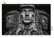 Miners In The Dark Carry-all Pouch
