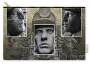 Miners Triptych Carry-all Pouch