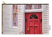 Mingo Methodist Church-painting Carry-all Pouch