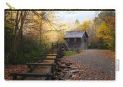 Mingus Mill Fall Color Great Smoky Mountains National Park Carry-all Pouch