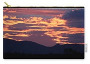 Mingus Sunset 052814a Carry-all Pouch