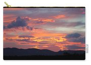 Mingus Sunset 052814cc Carry-all Pouch