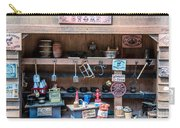 Miniature General Store Carry-all Pouch
