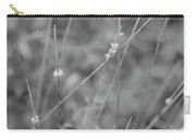 Miniature Wildflower Carry-all Pouch