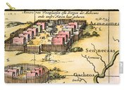 Minisink Village, 1650s Carry-all Pouch