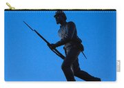 Minnesota Soldier Monument At Gettysburg Carry-all Pouch