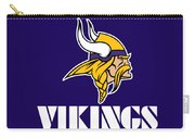 Minnesota Vikings Carry-all Pouch