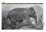 Minnie The Elephant, 1920s Carry-all Pouch