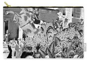 Mint Julep In Grayscale Carry-all Pouch