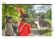 Minuteman And Redcoat Concord Ma Pencil Carry-all Pouch