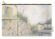 Mirage Of Utrillo Carry-all Pouch