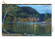 Mirror Lake In Woodstock New Hampshire Carry-all Pouch