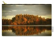 Mirror Lake Image Of Fall Carry-all Pouch