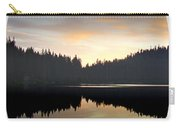 Mirrored Lake Carry-all Pouch