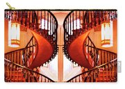 Mirrored Stairs Carry-all Pouch