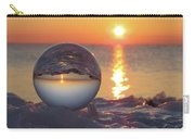 Mirrored Sunrise Carry-all Pouch