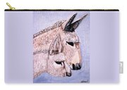 Mischievous Burros Carry-all Pouch