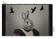 Miss Bunny And Crows Carry-all Pouch