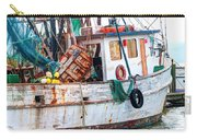 Miss Hale Shrimp Boat - Side Carry-all Pouch