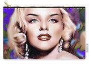 Miss Monroe Carry-all Pouch