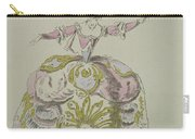 Miss Puvigne As Air, In Zoroastre, A Libretto By Cahusac Carry-all Pouch