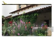 Mission Bells And Garden Carry-all Pouch