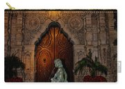 Mission Inn Chapel Fountain Carry-all Pouch