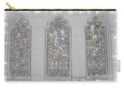 Mission Inn Chapel Stained Glass Carry-all Pouch