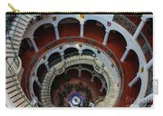 Mission Inn Circular Stairway Carry-all Pouch