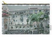 Mission Inn Court Yard Carry-all Pouch
