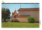 Mission San Antonio De Padua, Jolon, California Carry-all Pouch