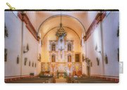 Mission San Jose Chapel Glow Carry-all Pouch