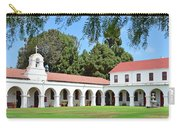 Mission San Luis Rey Patio Carry-all Pouch