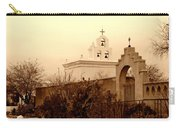 Mission San Xavier Chapel Carry-all Pouch