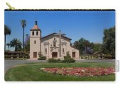Mission Santa Clara De Asis Carry-all Pouch