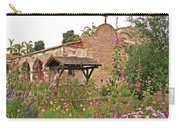 Mission Wish, Mission San Juan Capistrano, California Carry-all Pouch