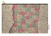 Mississippi Carry-all Pouch