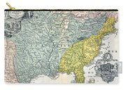 Mississippi Region, 1687 Carry-all Pouch