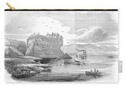 Mississippi River, 1854 Carry-all Pouch