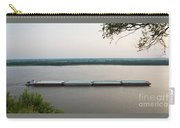 Mississippi River Barge Carry-all Pouch