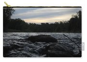Mississippi River Dawn Sky Carry-all Pouch