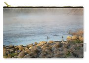 Mississippi River Duck Duck Dawn Carry-all Pouch