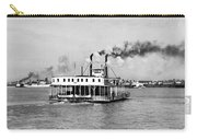 Mississippi River Ferry Boat Carry-all Pouch