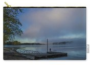 Mississippi River In Wisconsin Carry-all Pouch